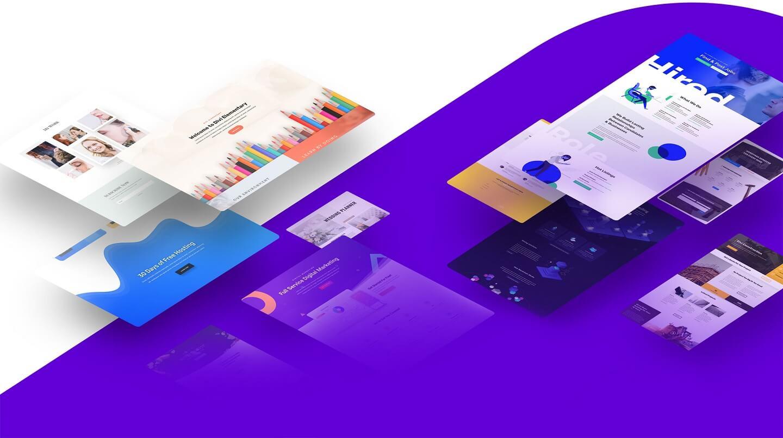 Páginas web ejemplos